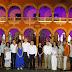 El Palacio Municipal se ilumina de morado, como símbolo contra la violencia infligida a las féminas
