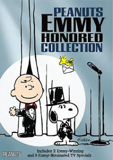 Enter the PEANUTS: EMMY Honors 2 Disk Collection DVD. Ends 9/29
