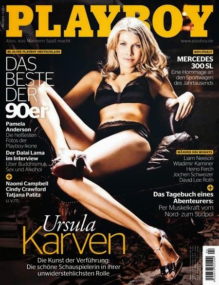 Ursula Karven – Playboy Germany
