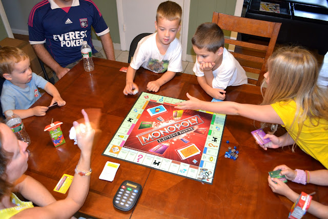#DipDipHooray #CBias Family Game Night
