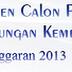 Penerimaan Pegawai CPNS Kementerian dan Keuangan (KEMENKEU) bulan Agustus 2013