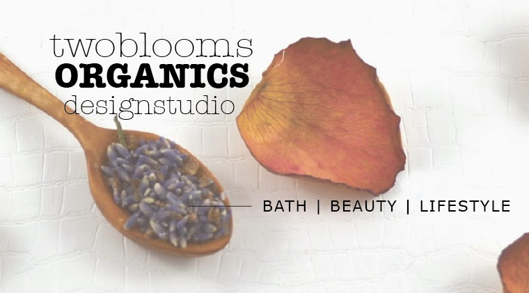 TWO BLOOMS ORGANICS Design Studio
