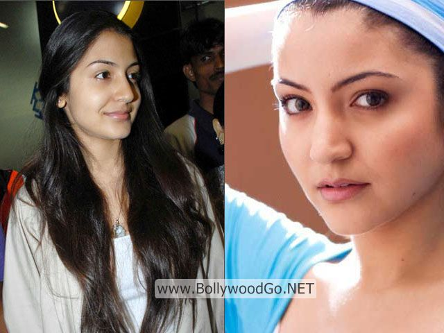 Anushka Sharma Real Life Pictures without Makeup