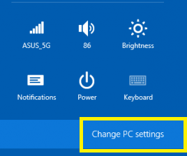 how to change pc from power save mode