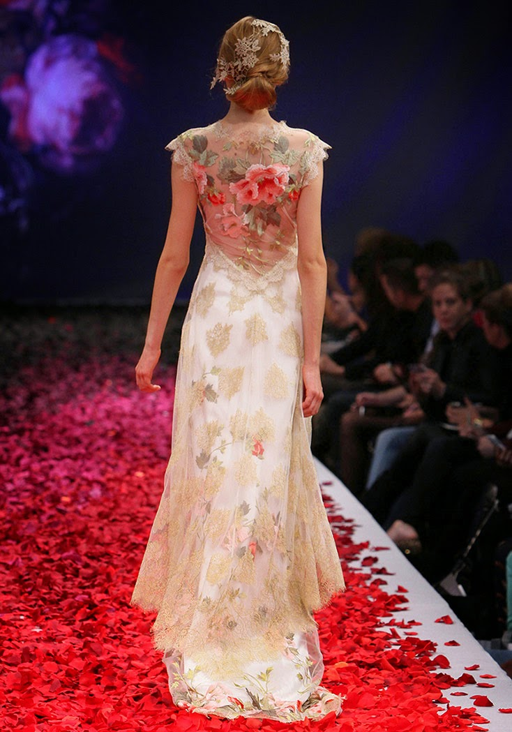 Stunning Wedding Dresses from Claire Pettibone