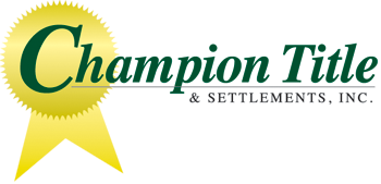 Champion Title & Settlements Inc.