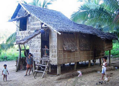 Memories of houses in the province for Typical filipino house design