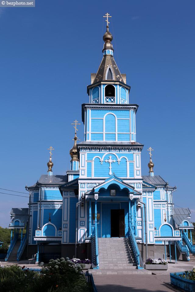 храм благовещения пресвятой богородицы фото