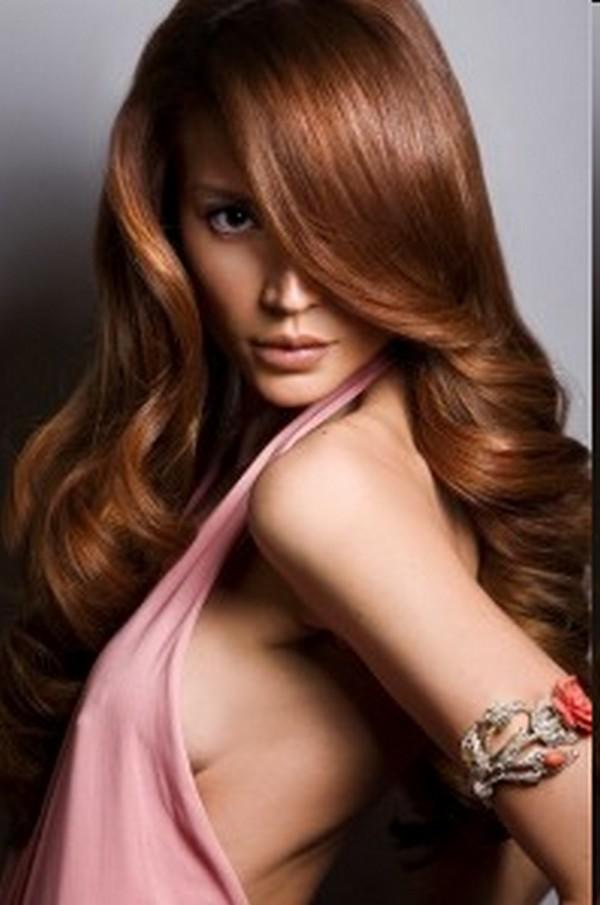 Estilo imagen y m s peinados de fiesta pelo largo - Peinados de fiesta cabello largo ...