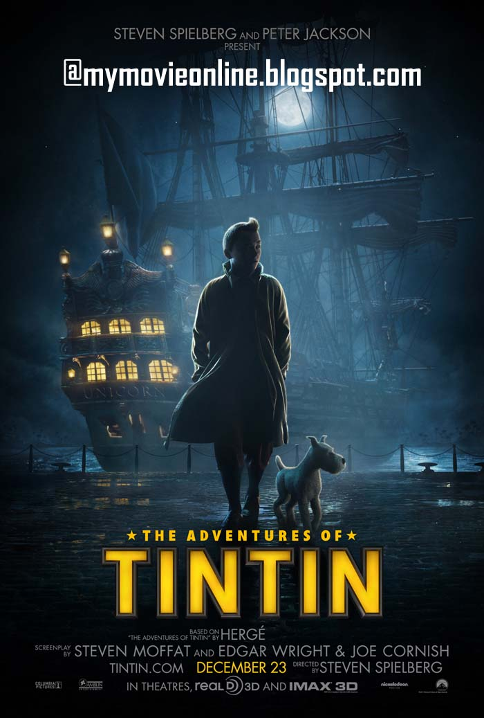 The Adventures of Tintin 2011 Online