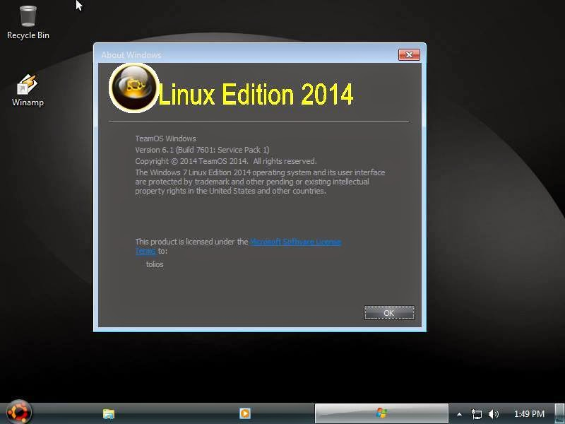 Linux operating system free download full version for windows xp