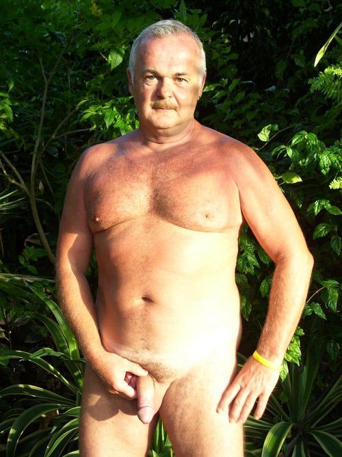 older sexy men - old sexy man