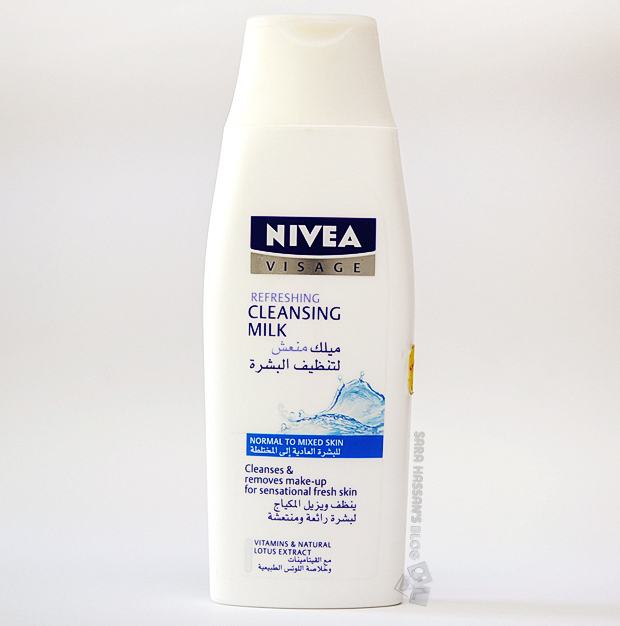 NIVEA VISAGE Refreshing Cleansing Milk