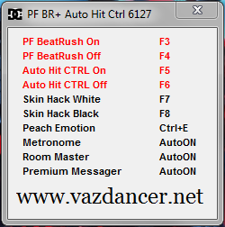 Cheat Auto Beat Rush Pro AyoDance V6127 HHK