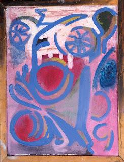 artiste peintre montpellier - Mon petit velo Dingo