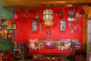 Colourfullflowergirl hou je van kleur for Casa mexicana muebles
