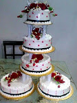 WEDDING CAKE-PILLAR