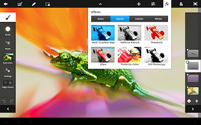 Adobe Photoshop Touch for android