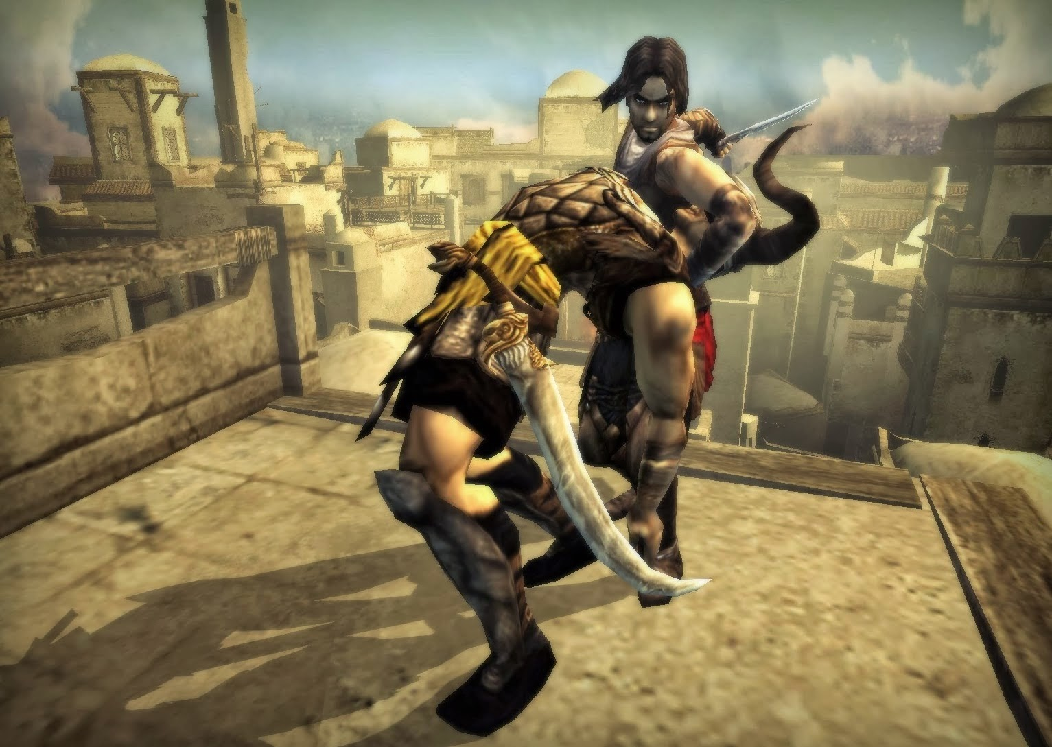 free games download prince of persia 4