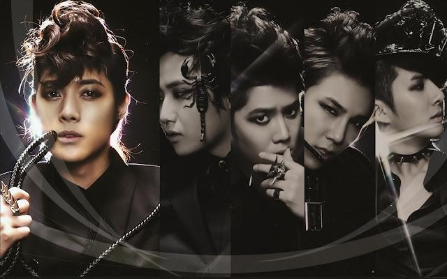Kim Hyun Joong  - SS501 Wallpaper