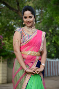 Anasuya photos in half saree-thumbnail-1