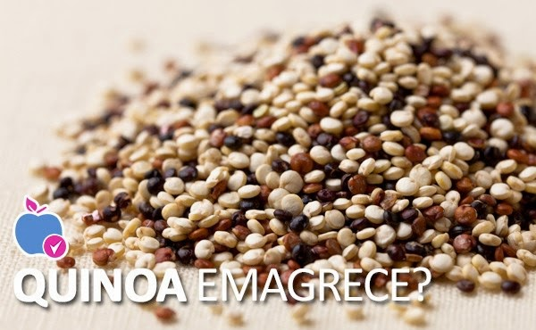 Quinoa emagrece?