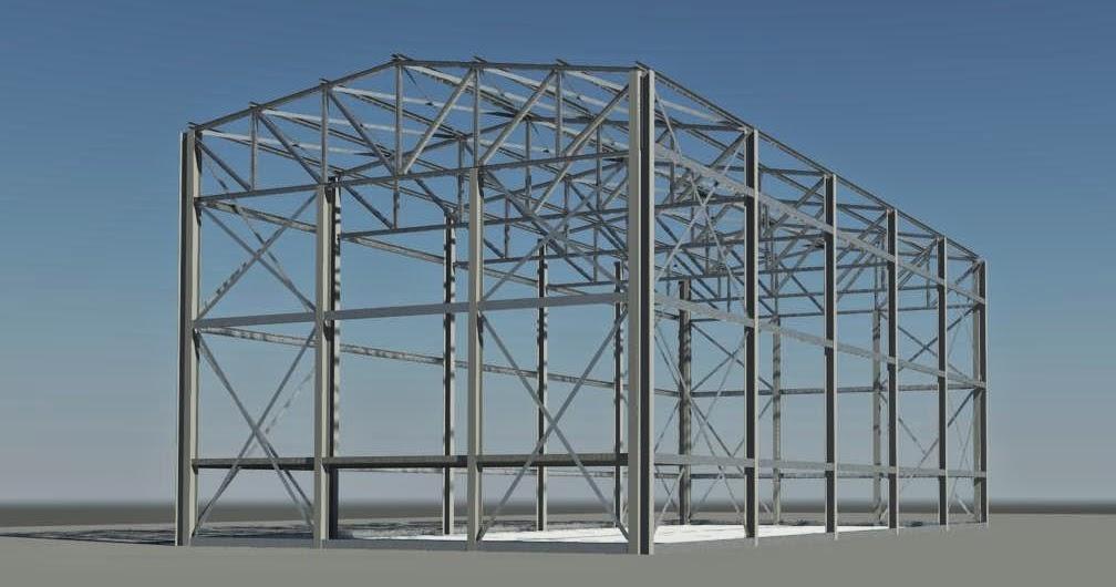 revit m mo revit 2014 structure charpente m tallique. Black Bedroom Furniture Sets. Home Design Ideas