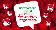 Convocatoria Social