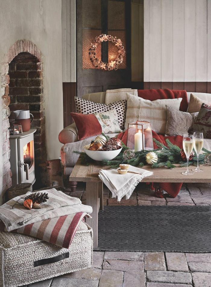 Country homes & Yeni yıl dekorasyonu