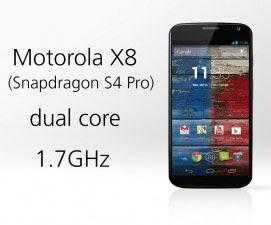Moto X - Processor