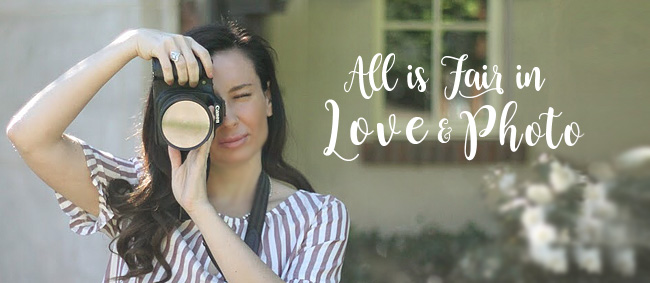 ALL IS FAIR IN LOVE AND PHOTO