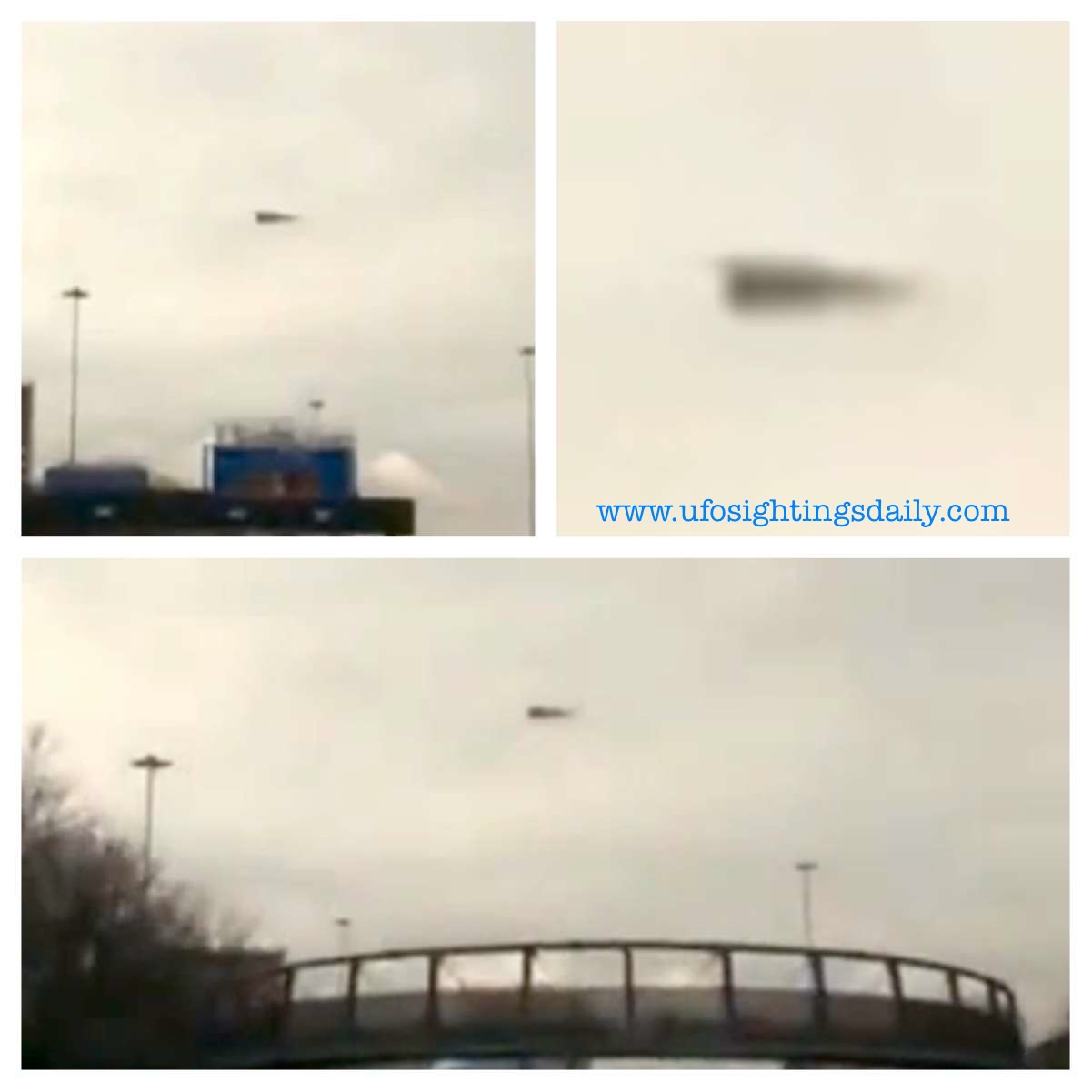 150 foot ufo over manchester england on april 2013