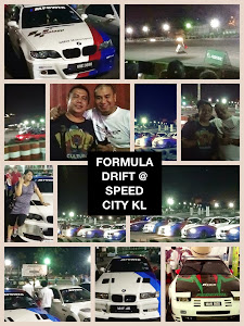 FORMULA DRIFT RACE @ SPEED CITY KL