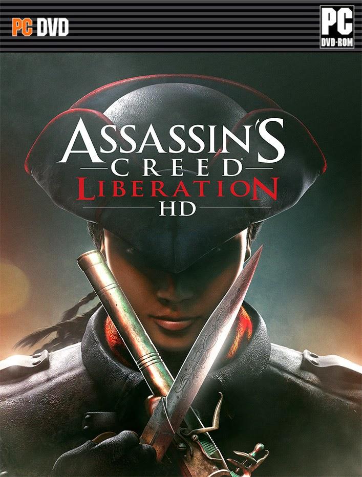 Assassins Creed Liberation HD Cover