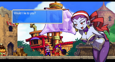 PC Games Shantae and the Pirates Curse v1.0.3 -TiNYiSO