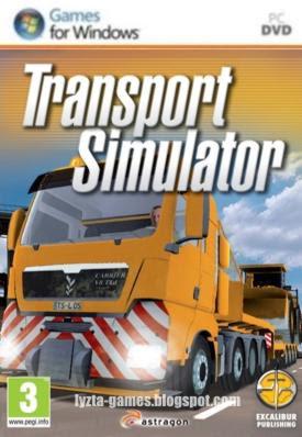 Transport Simulator 2013 PC Cover