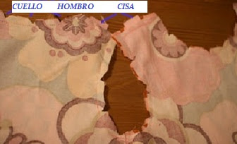 VESTIDO REVERSIBLE PARA NIÑA HAZLO TU MISMA
