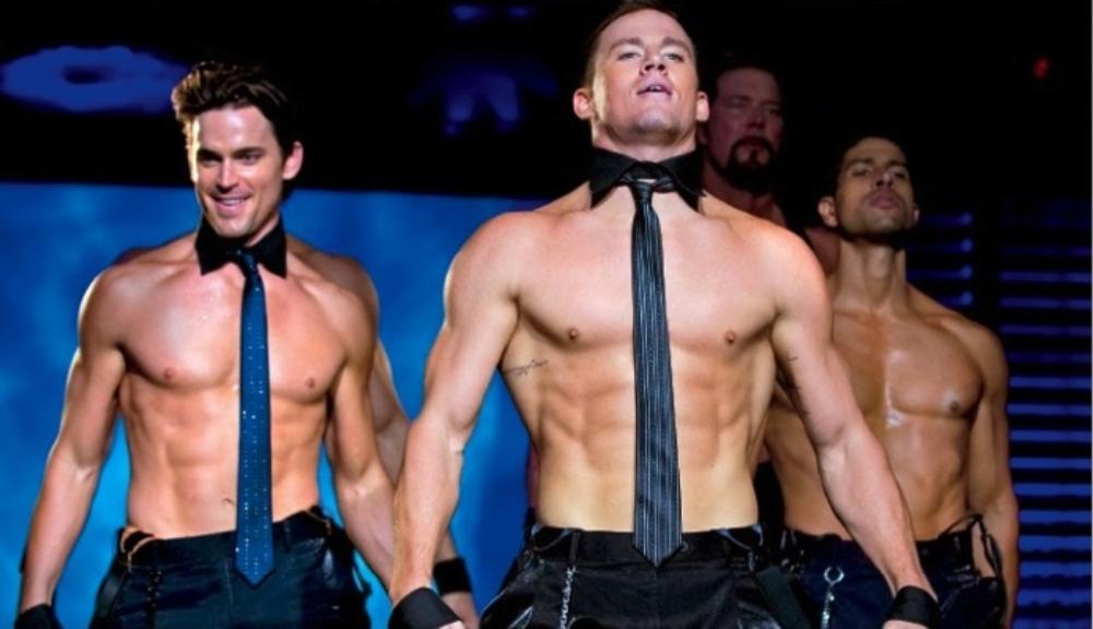 BADBOYS DELUXE: MAGIC ... Channing Tatum Dancing