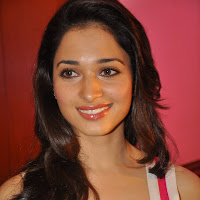 beloved and blooming Tamanna at rebel launch in awesome dress