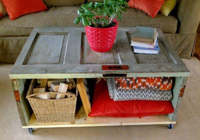 Coolest Furniture Ideas from Reused Materials (100) 20