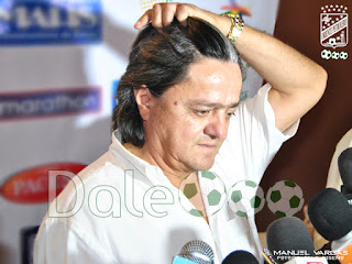 Oriente Petrolero - Jose Ernesto Álvarez - DaleOoo.com sitio del Club Oriente Petrolero