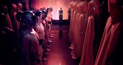 Lady Gaga Fame Steven Klein Commercial-3