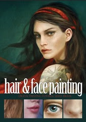 3DTotal Digital Painting Hair & Faces Painting