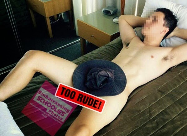 Embarrassing Schoolies 2014 Photos