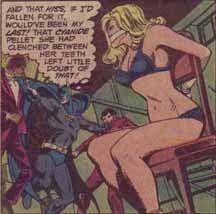 Sexismo en los Cómics, por Alan Moore 2 (de 3) Blackcanary