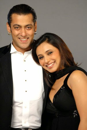 Salman Khan-Rani Mukherjee Latest & Largest Collection Of HD Wallpapers & HD Photos