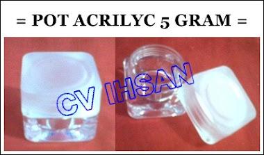 POT ACRILYC 5 GRAM