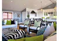 Luxury Living Room, Lovely House Artwork