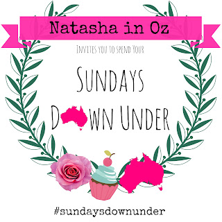 Sundays Down Under Linky Party @ Natasha in Oz