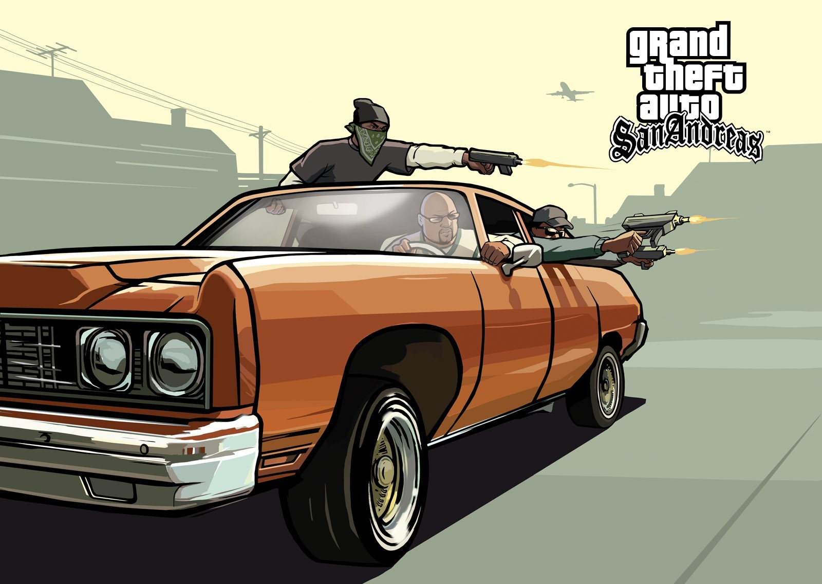 Cheat GTA San Andreas PS 2 | OZAN HACKER